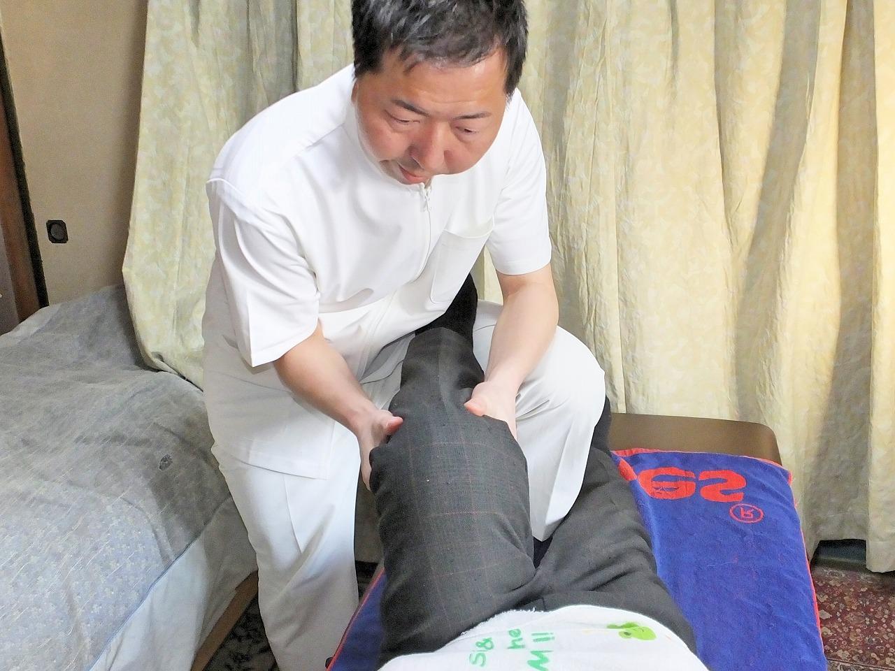 札幌で訪問によるはりきゅう、マッサージ、リハビリならすみれ治療院
